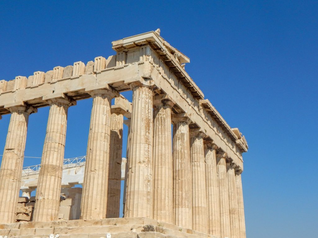 How did the ancient Greeks help shape the engineering and technical world